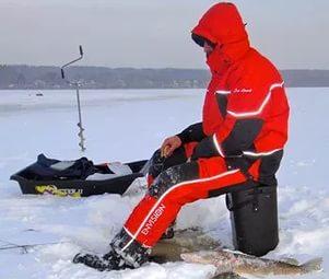 Удобная зимняя одежда