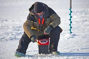 рыбалка зимой для новичка