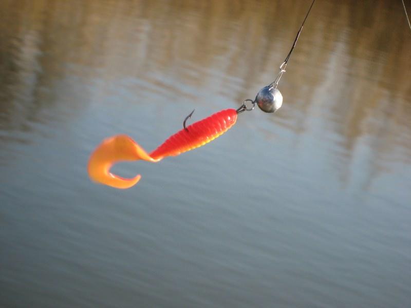 Чебурашка для ловли судака на джиг
