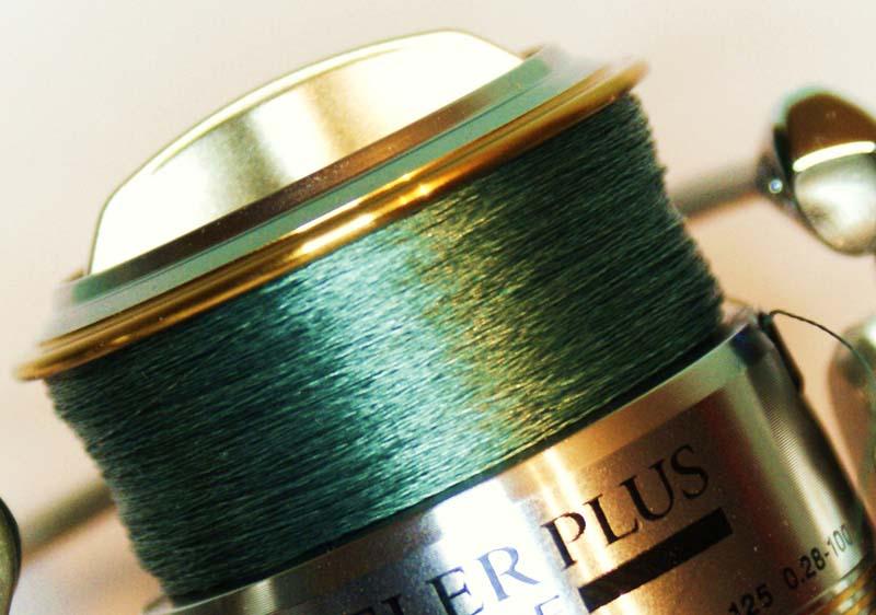 в чем разница между плетеной леской и плетеным шнуром