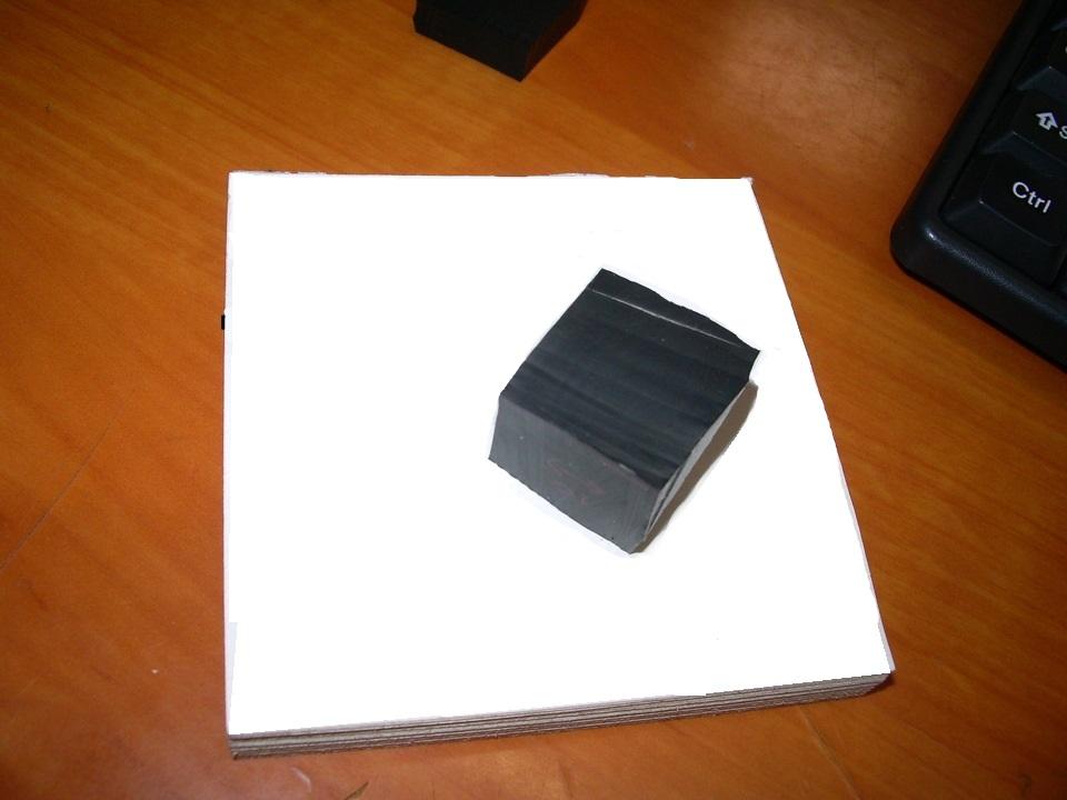 кубик из резины